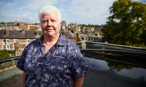 Val McDermid: 'her plotting is top-notch'