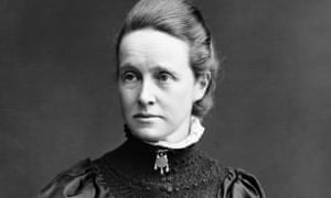 Millicent Fawcett, the suffragist who fought for women's right to vote in the 19th and early 20th centuries.