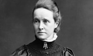 Dame Millicent Fawcett, English suffragette and educationalist.