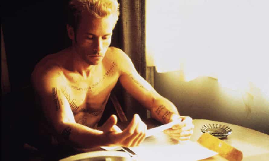 Memento at 20: Christopher Nolan's memory thriller is hard to forget | Memento | The Guardian