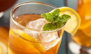 The firm says it will continue making iced tea based drinks but will focus on investment opportunities that 'leverage the benefits of blockchain technology'.