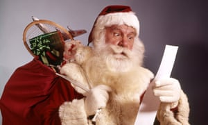 The psychologists who wrote the Lancet article are definitely not on Father Christmas's list this year.