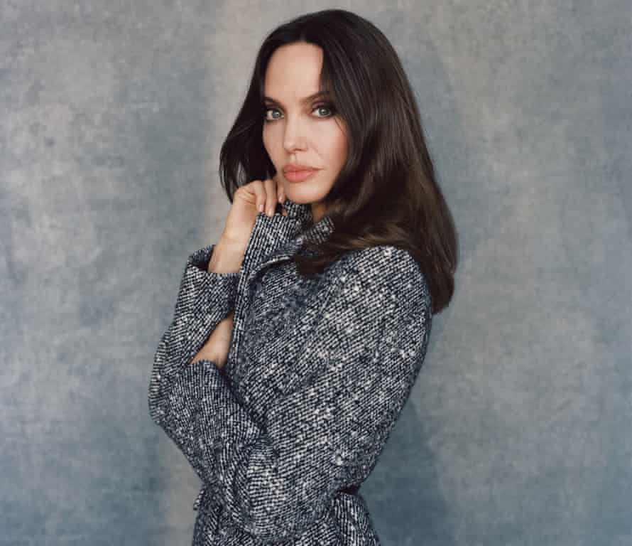 Angelina Jolie photographed in Los Angeles, August 2021