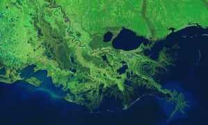 'Eco-based' engineering systems to put sediment-laden water back on to the delta plains could prevent the loss of 500,000 hectares of wetlands in Mississippi and greatly reduce annual flood damage costs to New Orleans and the Louisiana coast.
