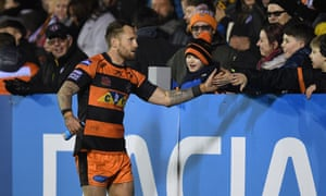 Expect to see a lot of Jordan Rankin and Castleford Tigers over the next few weeks.