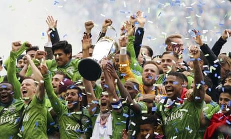 The secret behind the Seattle Sounders' MLS dynasty? Efficiency
