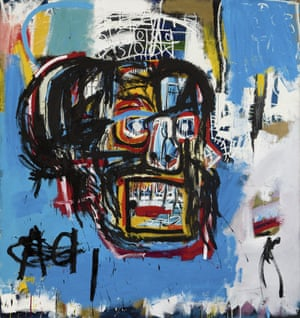 434516bd131348 Is this Basquiat worth $110m? Yes – his art of American violence is ...