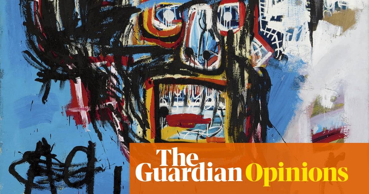 69a6f2de364dfb Yes – his art of American violence is priceless | Art and design | The  Guardian