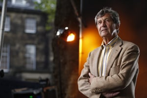 Admires the Bible's language … Melvyn Bragg.