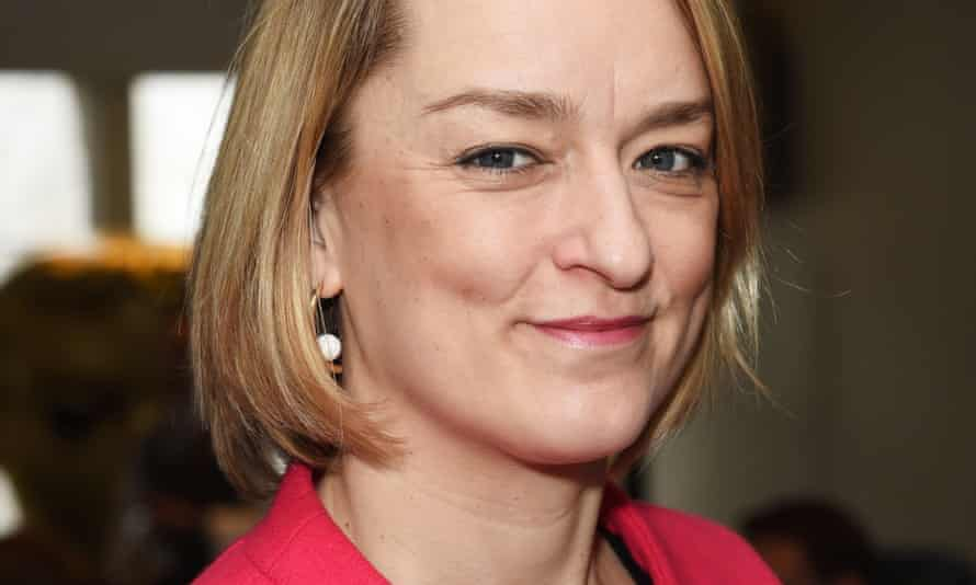 BBC political editor Laura Kuenssberg. An early advocate of social media, she became one of its most high-profile targets.