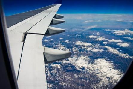 The advice, counterintuitively, is to choose a window seat over a wing ...