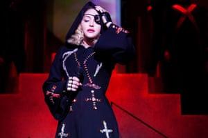 Madonna: 'an international woman of mystery'