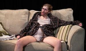 Leyla Josephine in Daddy Drag.