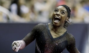 Biles is, after all, a woman who has had to overcome more seemingly insurmountable challenges that anyone of any age or race should have to encounter