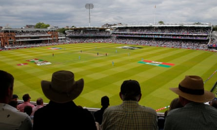 The ECB has achieved record revenues from hosting the Cricket World Cup, plus the men's and women's Ashes, last year.