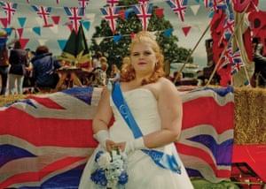 2014 Derbyshire Arthritis Research Queen Shannon-Chelsey Kennady