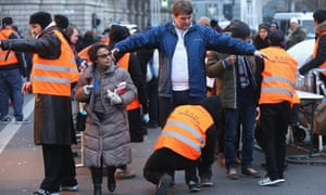 Organisers of Berlin's New Year's Eve celebrations have set up a safety zone for women.