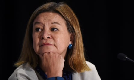 Michelle Guthrie, managing director of the ABC