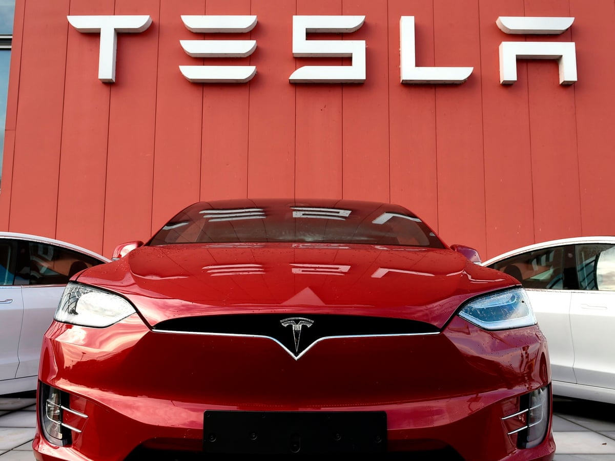 Tesla becomes world's most valuable carmaker without making a profit |  Technology | The Guardian