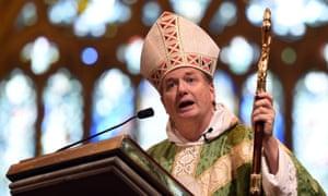 Archbishop of Sydney, Anthony Fisher