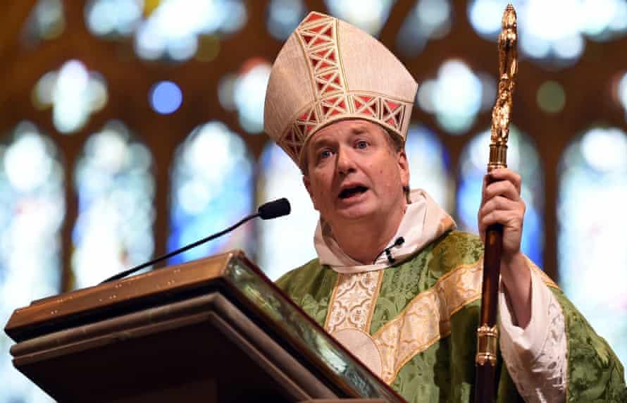 Anthony Fisher, Archbishop of Sydney