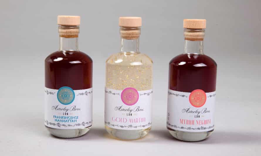Asterley Bros cocktails