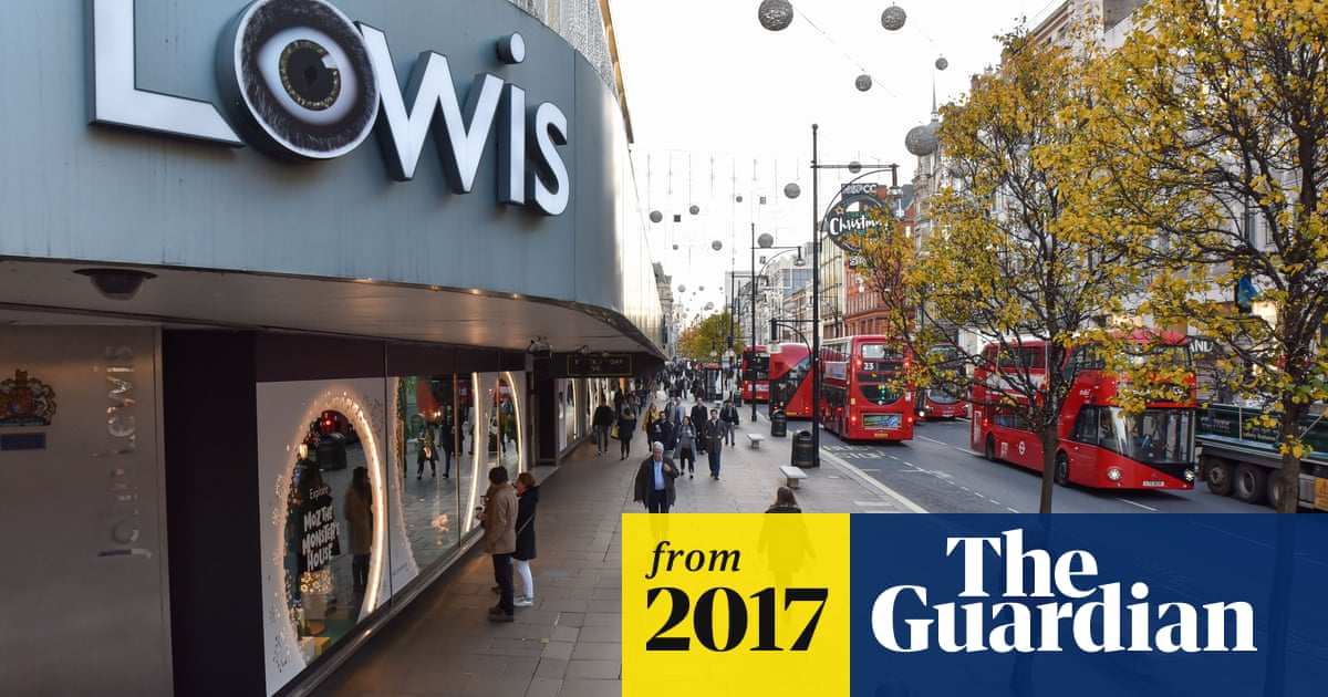 f90e3044 Black Friday sales rise in UK despite fewer shoppers on high street ...