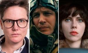 Hannah Gadsby, Tom Hardy, Scarlett Johansson