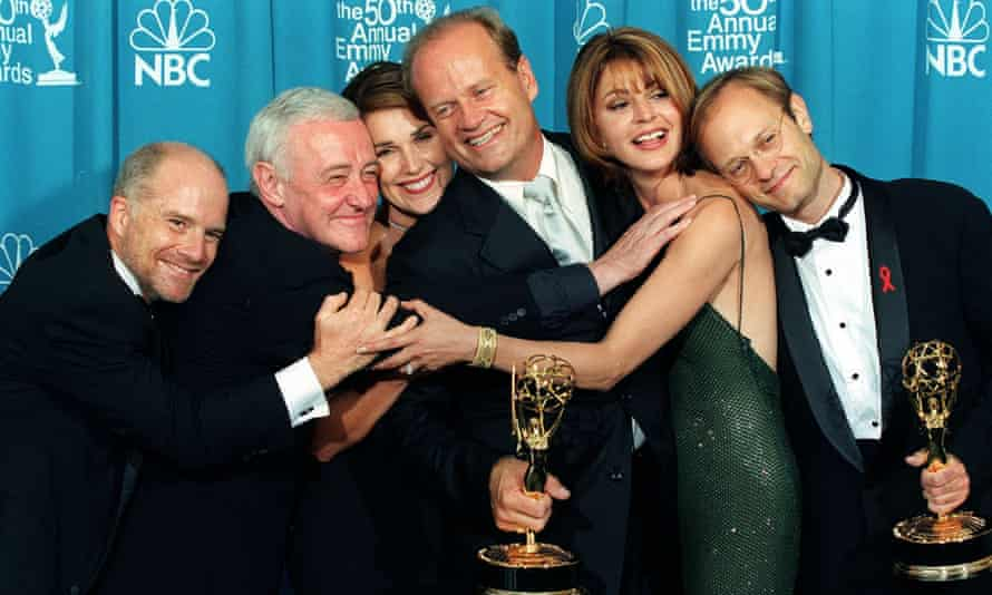 """Grammer said he is """"gleefully anticipating"""" the return of the show."""