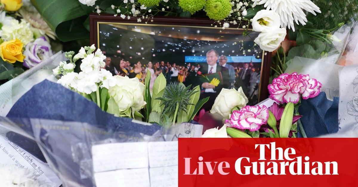David Amess killing: MPs discuss security arrangements following death – as it happened