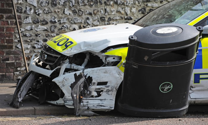 Speed kills: are police chases out of control?   News   The Guardian
