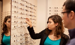 Optometry attracts some of the brightest Australian students but is this the best use of their minds if they spend their time testing and choosing frames?