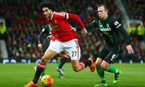 The team may have lost their lustre but Manchester United continue to be a cash cow.
