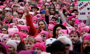 The Women's March in Washington on 21 January 2017 was part of a flowering of democratic dissent.