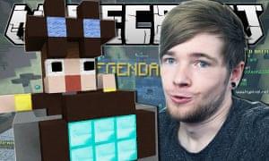 Daniel 'The Diamond Minecart' Middleton plays Minecraft on YouTube.