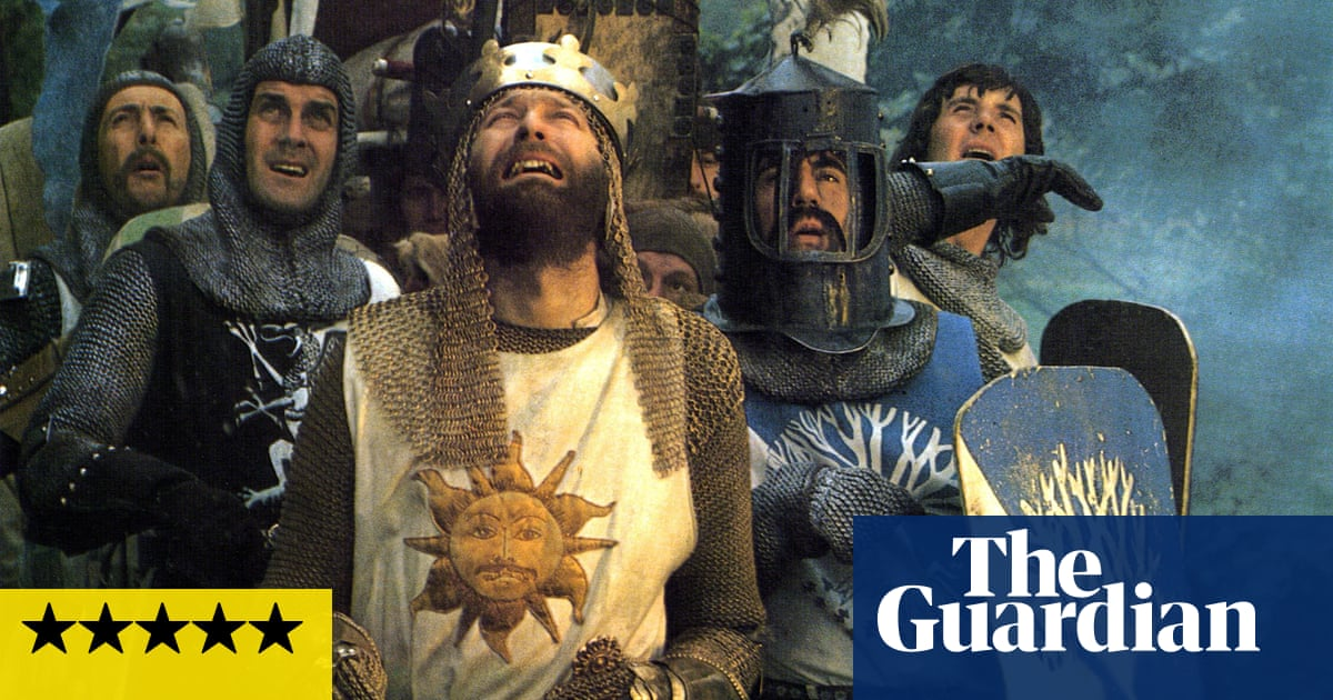 monty python and the holy grail extended