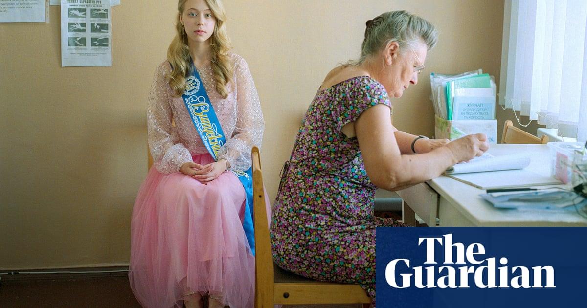 Prom week in Ukraine: Michal Chelbin's best photograph