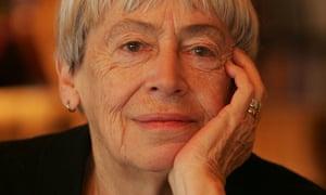 Ursula K Le Guin.