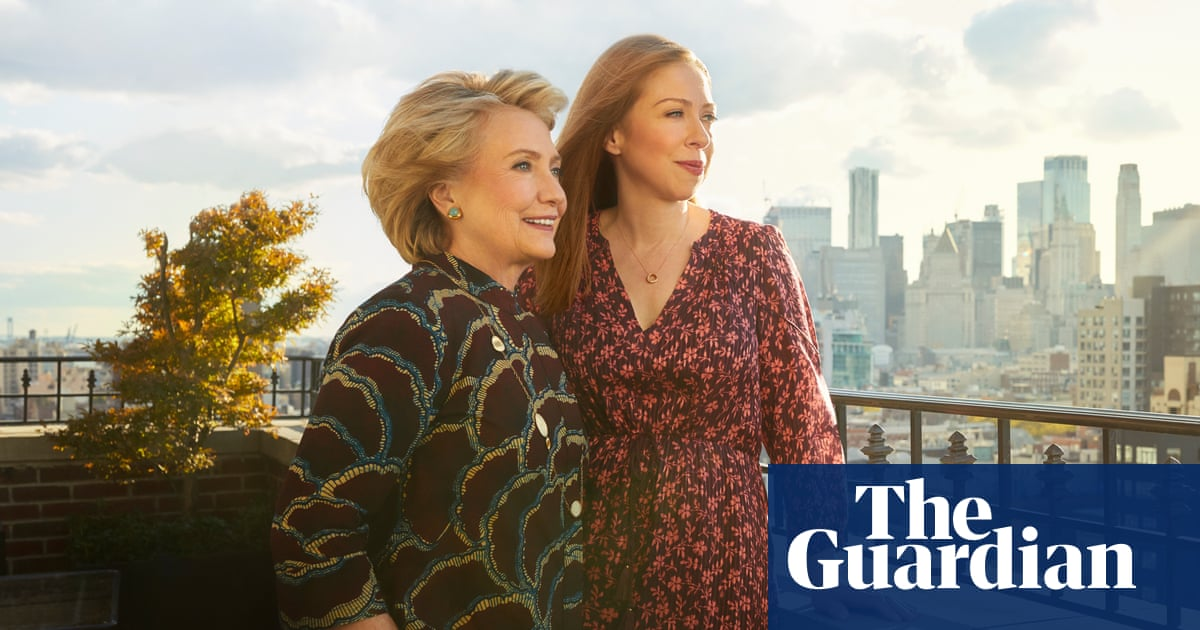 Hillary and Chelsea Clinton: 'We cannot give in. That's how they win'