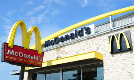 McDonald's accused of systemic sexual harassment of its employees worldwide