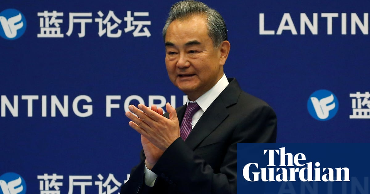 China urges nations to 'actively guide' Taliban government