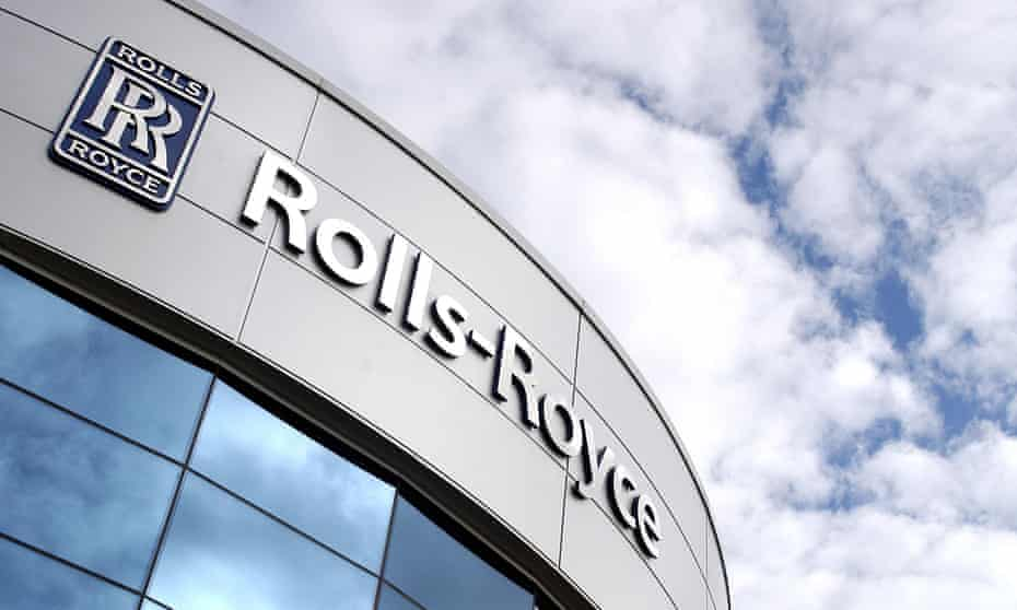 Rolls-Royce is Britain's leading manufacturing multinational.