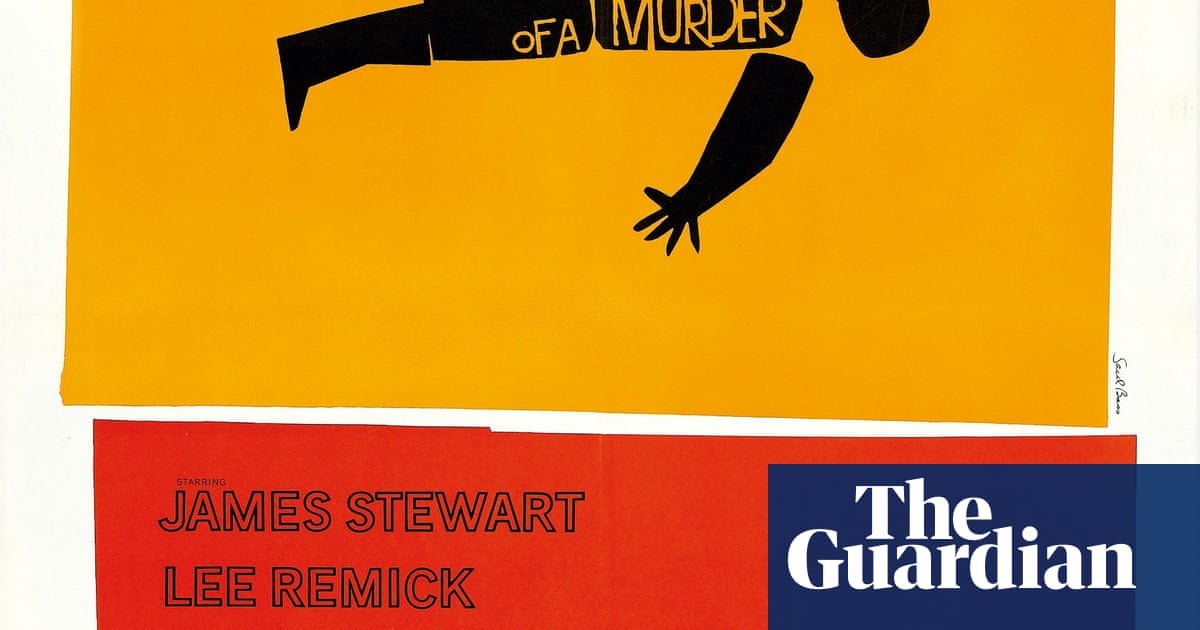 The Classic Film Posters Of Saul Bass In Pictures Film The