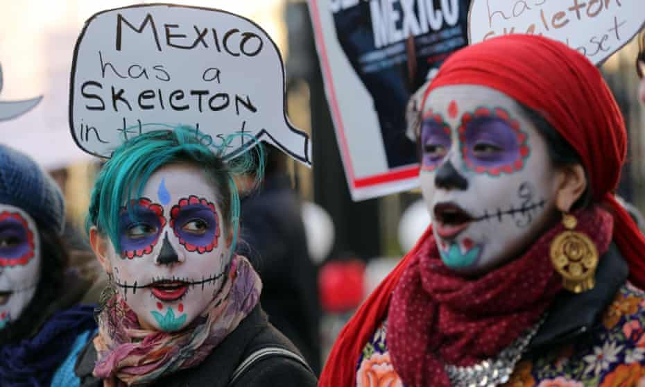 mexico human rights campaigners