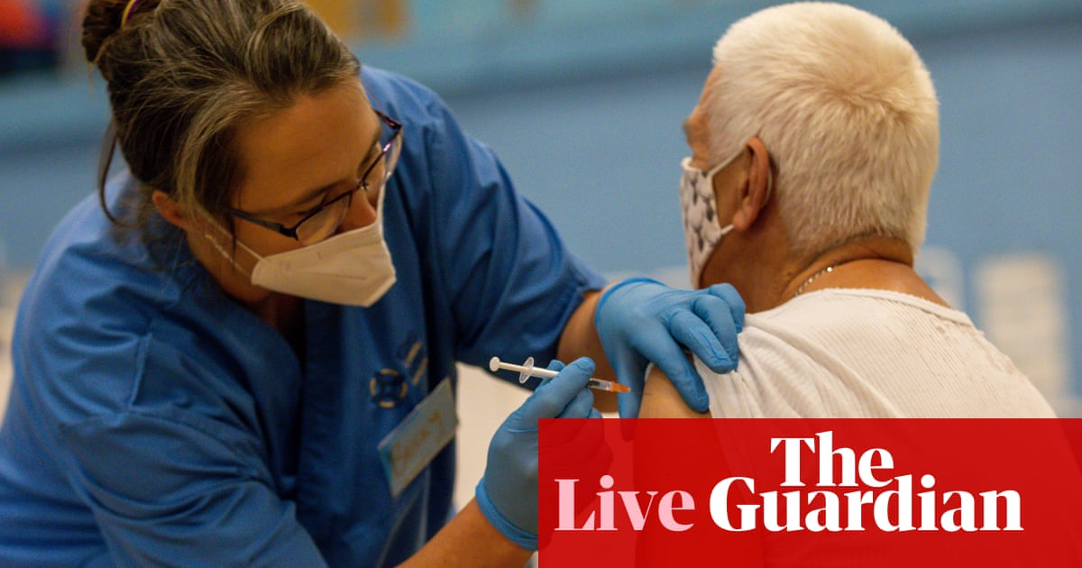 Coronavirus live news: 'Great vaccination divide' hinders global recovery, IMF warns