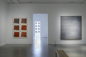Gerhard Richter at John Hansard Gallery.