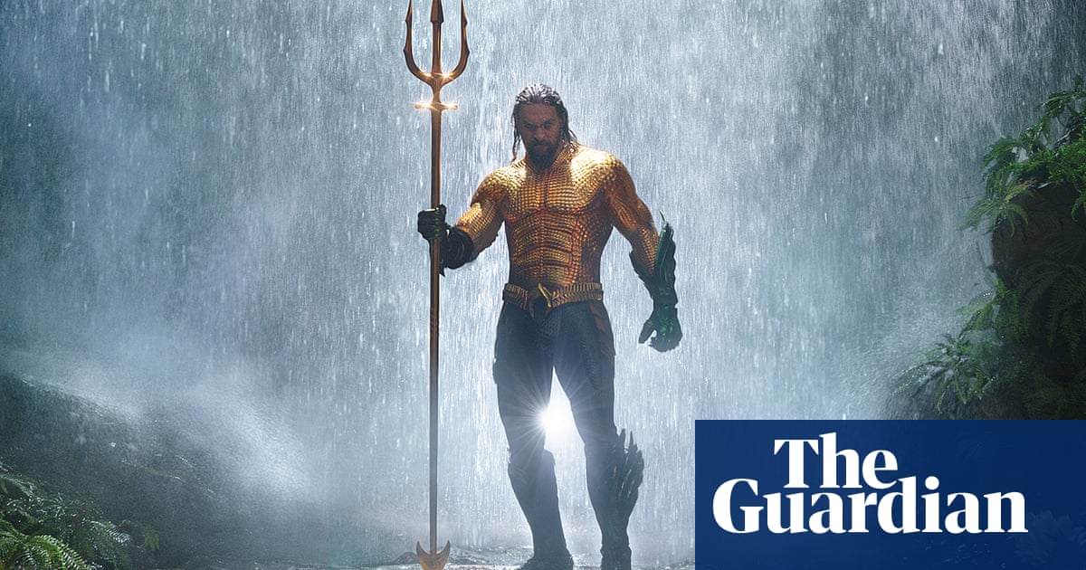 Aquaman sinks Spider-Man: Into the Spider-Verse at UK box office