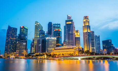 Singapore-on-Thames? This is no vision for post-Brexit Britain