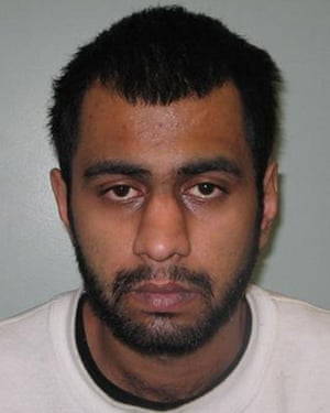 Feezan Hameed, jailed for 11 years over thefts of £113m from British banks.