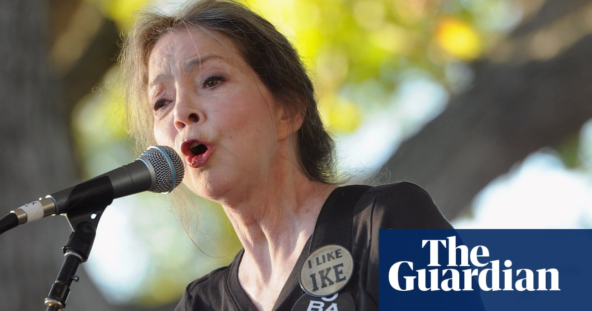 Nanci Griffith: a folk singer committed to the genre as much as activism